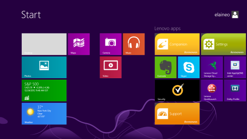 What fresh hell is this? Where is my damn start menu? Why are all my applications forced to run full screen?