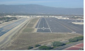 KEMT El Monte Airport Rwy 1