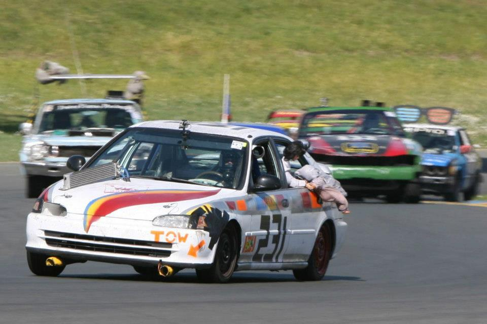 24 Hours of LeMons at Sonoma Raceway