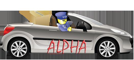 P2P Postal Alpha