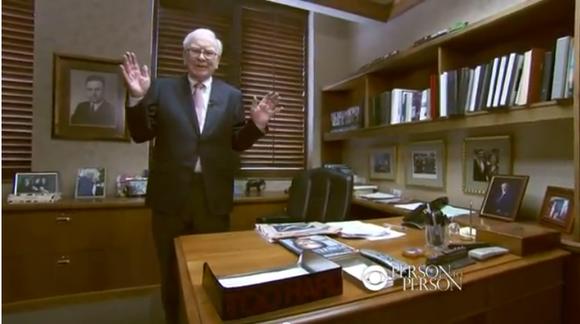Warren Buffett office