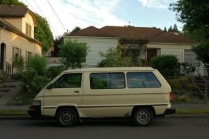 Toyota VanWagon