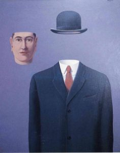 René Magritte, The Pilgrim