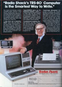 Radio Shack Asimov