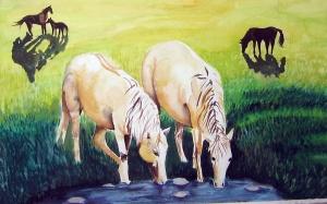 elaine horses