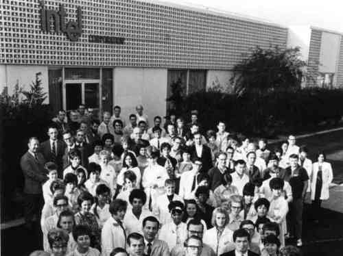 A Startup in Santa Clara, 1970