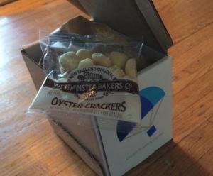 Not a single cracker was broken!