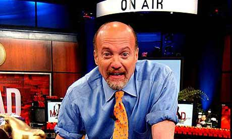I went on TV and recommended Bear Stearns and Wachovia Bank in 2008. That's why I have my own show!