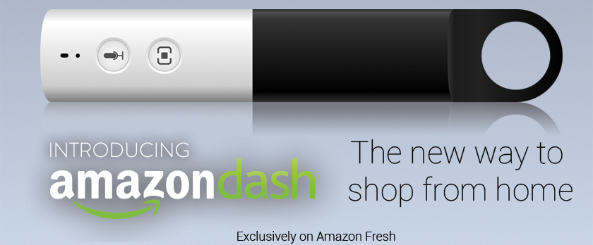 Amazon Dash. It's an anal probe that hangs in your kitchen.